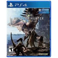 Đĩa game Sony Monster Hunter World