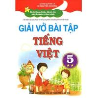 Giải Vở Bài Tập Tiếng Việt (Lớp 1-5)