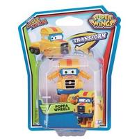 Đồ chơi Super Wings YW720025 - Robot biến hình máy bay mini Poppa Khổng Lồ