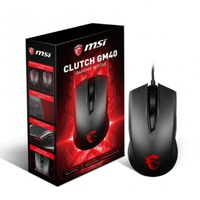 Chuột MSI CLUTCH GM40 Gaming