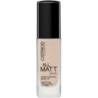 Kem Nền Kiểm Soát Dầu Hiệu Qủa Catrice All Matt Plus Shine Control Make Up 30ml