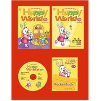 Happy World - Tiếng Anh Cho Trẻ Em (Bộ 2A-2B)
