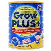 SUA NUTIFOOD GROW PLUS+ 1.5KG TREN 1 TUOI TRE TANG CAN KHOE MANH