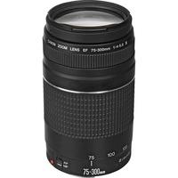 Ống kính Canon EF 75-300mm f/4-5.6 III USM