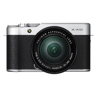Máy ảnh Fujifilm Mirrorless X-A10 Kit 16-50mm