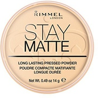 Phấn Phủ Kiềm Dầu Rimmel London Stay Matte Long Lasting Pressed Powder