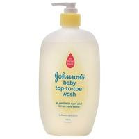 Sữa tắm gội toàn thân Johnson's Baby Top-to-Toe 500ml