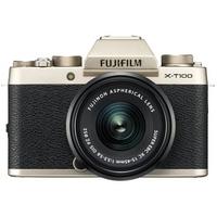 Máy Ảnh Fujifilm X-T100 Lens 15-45mm