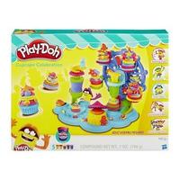 Bột nặn Play-Doh B1855 lễ hội bánh ngọt