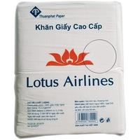 Khăn giấy Lotus Airline