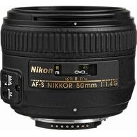 Ống kính Nikon AF-S Nikkor 50mm F1.4G