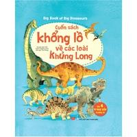 Big Book - Cuốn Sách Khổng Lồ Về Các Loài Khủng Long