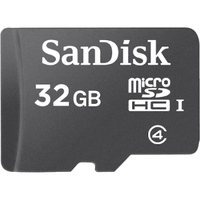 Thẻ nhớ MicroSDHC SanDisk Class 4 32GB