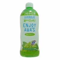 Nước rửa chén Enjoy Awa's hương nho xạ,trái cây,chanh,cam