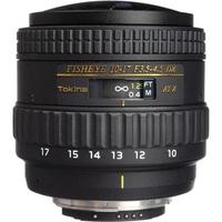 Ống kính Tokina 10-17mm F3.5-4.5 DX fisheye