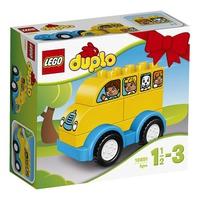 Bộ Lắp Ráp LEGO DUPLO 10851 - Xe Buýt Đầu Tiên