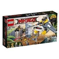 Mô hình LEGO Ninjago 70609 - Máy Bay Ném Bom Chiến Đấu