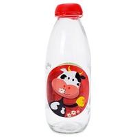 Chai Đựng Sữa Thuỷ Tinh Herevin 111701 1L