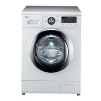 Máy giặt LG F1408NM2W 8kg lồng ngang