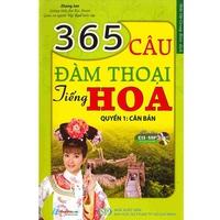 365 Câu Đàm Thoại Tiếng Hoa (Quyển 1-2) (Kèm CD)