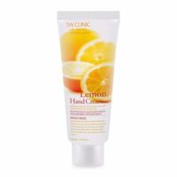 Kem Dưỡng Da Chiết Xuất Chanh 3W Clinic Lemon Hand Cream 100ml