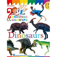 My First Questions & Answers - Dinosaurs