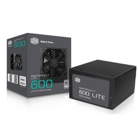 Nguồn Cooler Master Masterwatt Lite 600W