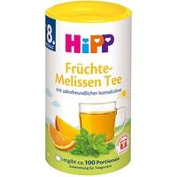 Trà cốm hòa tan HiPP vị hoa quả, bạc hà 200g 3668 (Trên 8 tháng)