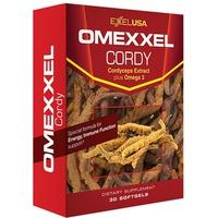 Thực Phẩm Chức Năng Viên Uống Đông Trùng Hạ Thảo Omexxel Cordy 30 Viên