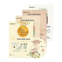 Thơ Từng Ôm Và Mặt Trời Từng Hạt (Bộ 4 quyển - Kèm CD)