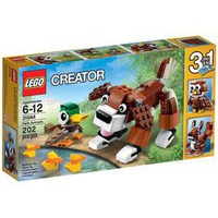 Mô Hình LEGO Creator 31044 Công Viên Động Vật