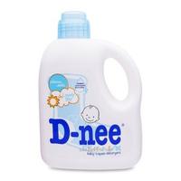 Nước giặt xả quần áo D-nee Lovely Sky 960ml (xanh)