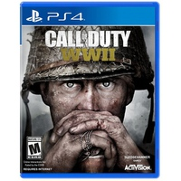 Đĩa game Sony Call of Duty WWII PS4