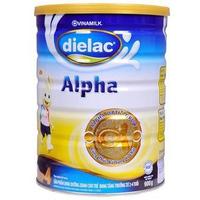 Sữa Dielac Alpha Số 4 900g 2-4 tuổi