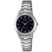Đồng hồ nữ dây thép không gỉ Casio LTP 1128A-1ARDF