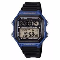 Đồng hồ điện tử nam Casio AE-1300WH-2AVDF