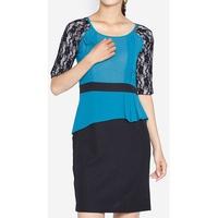 Đầm Công Sở Tay Lỡ The One Fashion DDC0313