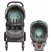 Xe đẩy trẻ em Travel System Graco Stylus Click Connect Winslet 1928315