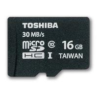 Thẻ nhớ MicroSDHC Toshiba 16GB Class 10