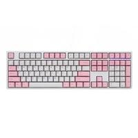 Bàn phím Ducky ONE PBT Dyesub White-Pink