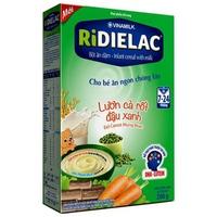 Bột ăn dặm Ridielac lươn cà rốt đậu xanh 200g (7-24 tháng)