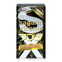 Bao cao su siêu mỏng Sagami Xtreme Cobra hộp 10 cái
