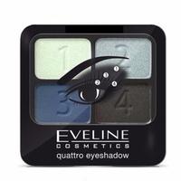 Phấn Mắt 4 Màu Eveline Cosmetics Quattro Eyeshadow