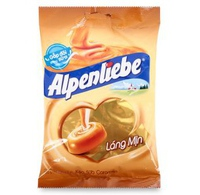 Kẹo Alpenliebe Vị Sữa caramen