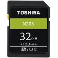 Thẻ nhớ SDHC Toshiba N203 32GB UHS-I U1 C10 100MB/s
