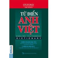 Từ Điển Anh - Anh - Việt (Hơn 350.000 Mục Từ)