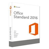 Phần mềm Microsoft Office Standard 2016 SNGL OLP NL (021-10554)