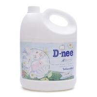 Nước giặt xả quần áo trẻ em D-nee Happy Family 3000ml (trắng)