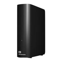 Ổ cứng di động HDD Western Digital 5TB Elements 3.5 Series USB 3.0