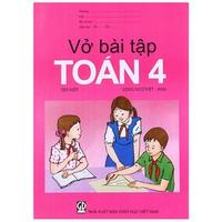 Vở Bài Tập Toán Lớp 4 Song Ngữ (Tập 1-2)
